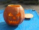 【ニコニコ動画】【ハロウィン】カボチャのランタン作ってみた【巨大】を解析してみた