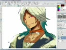 【ニコニコ動画】お絵かきというより色塗り【剣士さん】を解析してみた