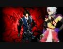 【MMD戦国BASARA】東西アニキでRed fraction thumbnail