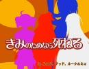 【VIPPALOID祭り2010】 きみのためなら死ねる【ルコルークテ...