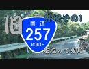 【ニコニコ動画】【車載動画】旧国道257号線を走ってみた 外伝その1【旧道】を解析してみた