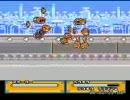 ジョイメカファイト スケーター(オレ)対ホウオウ(CPU)