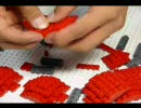 レゴで球体作る