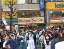 驚異的人数でハレ晴レユカイを踊るoff in 秋葉原(Part2) 4/8 秋葉原中央通り
