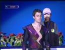 ブライアン・ジュベール Cup Of China EX 2010 [ロシア解説]