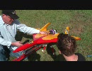 【ニコニコ動画】最高時速600キロ弱で飛ぶラジコンジェットを解析してみた