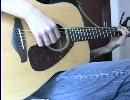 【ソロギター】けいおん!! 天使にふれたよ!をアコギでいろいろ混ぜて演奏