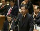 第99位:「粗大ゴミ総理」予算委員会、棚橋議員の質疑