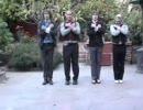 【ザ・クロマニヨンズ】アメリカ人が「タリホー」を踊ってた
