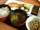 【ニコニコ動画】日本の定食を解析してみた