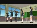 【MikuMikuDance】けいおん!で大連者名乗りやってみた thumbnail