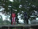 【ニコニコ動画】【蒼と】足軽ダンスを踊ってみた【紅で】を解析してみた