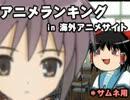 アニメランキング in 海外アニメサイト (*2006以降のみ) thumbnail
