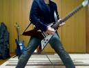 【ニコニコ動画】【NAO】ネクロ幻葬をギターで弾いてみた。を解析してみた
