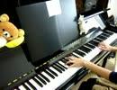 【ニコニコ動画】【ルカ GUMI】ピアノで「ハッピーシンセサイザ」弾いてみた【楽譜】を解析してみた