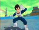 【DBZ】ドラゴンボールZ Sparking METEOR (Wii) ベジータvsフリーザ