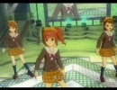 IDOLM@STER アイドルマスター制服3人娘 まっすぐ 亜美 やよい 雪歩