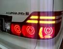 アルファード 後期型 LED 流れるウインカー テールランプ