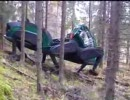 【ニコニコ動画】多脚作業機械 john deere walking tractorを解析してみた
