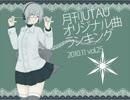 月刊UTAUオリジナル曲ランキング 2010.11