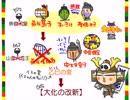 【ニコニコ動画】センター日本史B1章3話「大化の改新の頃」byWEB玉塾を解析してみた