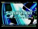 初音ミク-ProjectDIVA-AC-saturation-難易度HARD
