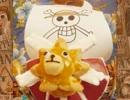 【ワンピース】お菓子のサニー号作ってみた