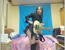 【初音ミク・GUMI】マトリョシカのベースを演奏してみた【はいてない】