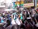 驚異的な大人数でハレ晴レユカイを踊るOFF 4/8 in 秋葉原 2回目頭切れ