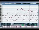 ビートルズの「ノルウェイの森」をオルゴール風にしてみた。[MIDI]