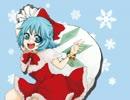 【ニコニコ動画】【クリスマス】チルノが街にやってくる【東方ヴォーカル】を解析してみた