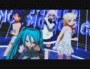 【MikuMikuDance】MMD DANCE MOTION CLIMAX 2 オープニング【MMD-DMC2】