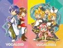 【一日一曲】VOC@LOIDオリジナル曲&カバー曲メドレー2010【U...