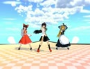 【MMD】射命丸ver_min.公開動画(暫定版) thumbnail