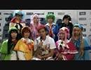 長島☆自演乙☆雄一郎&ミルキィホームズ&自演応援団試合後インタビュー thumbnail
