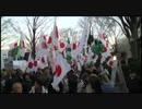 ⑤ NHKに抗議する街頭宣伝活動 【東京都渋谷区】 12.31