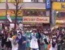 驚異的人数でハレ晴レユカイを踊るoff in 秋葉原