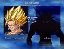 【MUGEN】 超ベジット vs エルクゥ