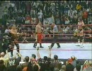 【ニコニコ動画】【WWE】(Backlash2004) ベノワ vs HHH vs HBK 1/4【プロレス】を解析してみた