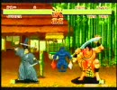 サムライスピリッツ (初代) 14s23 柳生十兵衛 vs タムタム