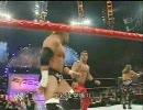 【ニコニコ動画】【WWE】(Backlash2004) ベノワ vs HHH vs HBK 2/4【プロレス】を解析してみた