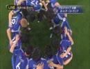 アジアカップ2011 「タマシイレボリューション」 決勝トーナメント編