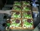 ピザトーストを作ってみた