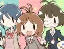 "【Colorful paint合作支援で】""HELLO!!【アイマス手描き】"