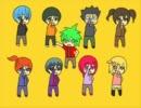 【追悼】彼方七変化メドレー【シンジ】