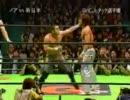 第74位:プロレス NOAH 丸藤正道 KENTA vs エル・サムライ 井上亘