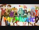 【ニコニコラボ】 Mr.Music 【ボーカロイドオリジナル】