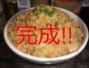 【30分で全部食えたら】サドンデス炒飯定食【二次元に行ける】by一休
