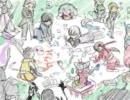 【手書きBASARA】関ヶ原と瀬戸内ででっかいキャンバス