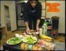【ニコニコ動画】食費月30万 新井和響の大食い生活を解析してみた